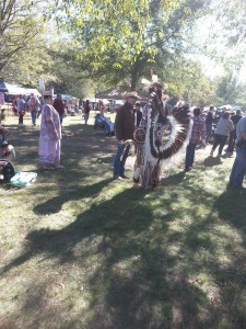 Long Hunter State Park hosted an amazing pow-wow on October 17th