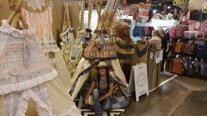 You can always find fun goodies in the shopping areas at AQHA shows.