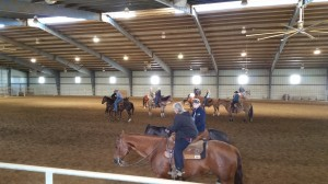 Bob and Karen have a great eye for offering feedback to clinic riders.
