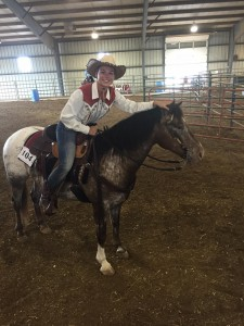We can't wait to watch these two compete in the Appaloosa Worlds Show!