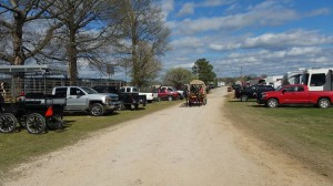 Mule wagons are a staple of the Mule Day Celebration.